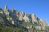 Montserrat north wall