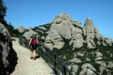 Walkway at Montserrat