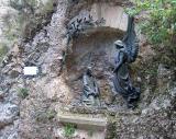Trackside shrine Montserrat.jpg