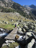Pyrenean footbridge ver