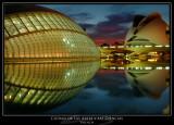 Ciudad de las Artes y las Ciencias - Calatrava
