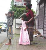 A Private Hindu wedding