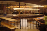 Air and Space Museum (Orville & Wilbur Wright's plane)
