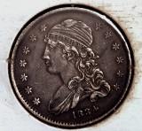 1834 Quarter Dollar