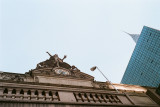 GCT and the Chrysler building