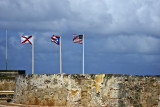 El Morro flags