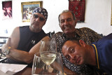 Frank, Sabatino and Jorge