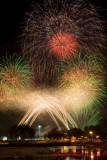 Oman National Day Fire Works Shows