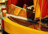 Bragozzo d'Altura, bow details