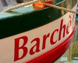 Trabaccolo da pesca Barchet navigante