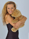 Annamaria and Teddy : love at first sight !