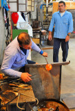 The Masters of Glass at work