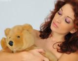 A warm and soft friend ... Teddy !!!