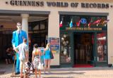 Guinness World Records Museum, Østergade, København, Danmark