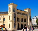 The Nobel Peace Center