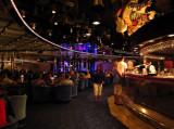 Nightlife on the ship...Nightclub & Bar  (Copenhagen-Oslo)