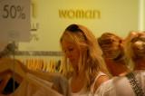 Oslo Shopping Center,interior:blondes attak! :)