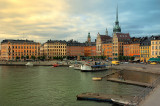 The weather changes quickly @ Stockholm