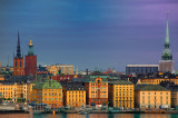 Morning Light  @ Stockholm