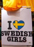 Shopping time @ Stockholm :)