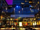 Skrapan:Shopping,Restaurant,Cafe' and Gym.  Stockholm, Sweden