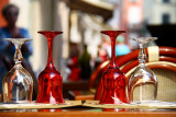 Lunch time with Murano glasses