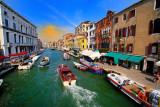 VENEZIA: Cruise this water highway by vaporetto