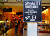 Spaghetti & Wi-Fi