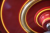 Flywheel painted