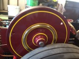 Finished flywheel