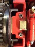 3rd gear boss flange modification