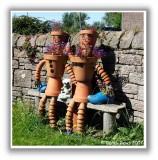 Flower Pot Men