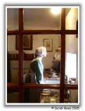 Duart Castle Kitchen Maid