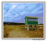 WW2 Observation Hut