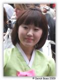 Korean Dancer