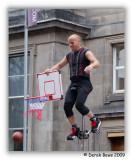 Monocycle Basketball