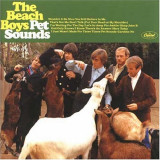 'Pet Sounds' ~ The Beach Boys (Vinyl Album & CD)
