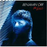 'The Lace' ~ Benjamin Orr (Cassette & CD)