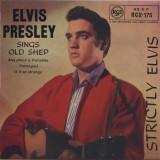 'Strictly Elvis' ~ Elvis Presley (Vinyl EP)