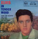 'Elvis In Tender Mood' ~ Elvis Presley (Vinyl EP)