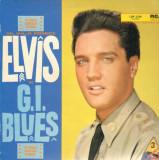 'G I Blues' ~ Elvis Presley (Vinyl Album & CD)