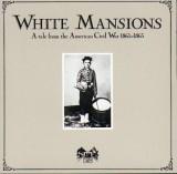 'White Mansions' ~ Various Artists (Vinyl Album + 2 CD Versions)
