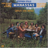 'Down The Road'  ~ Stephen Stills / Manassas (Vinyl Album)