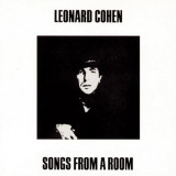 'Songs From A Room' ~ Leonard Cohen (CD)