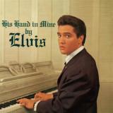 'His Hand In Mine' ~ Elvis Presley (Vinyl Album)