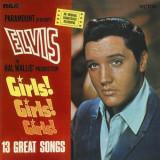 'Girls! Girls! Girls!' - Elvis Presley