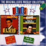 'It Happened at the World's Fair / Fun in Acapulco' - Elvis Presley