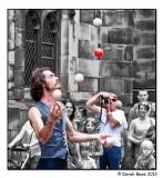 Juggling in Colour
