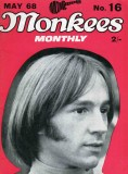 Monkees Monthly No 16 (May 1968)