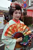 Taisho-Jidai Matsuri in Saitama Yono